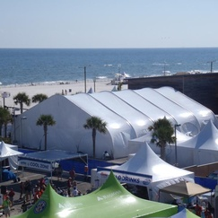 Clearspan Tents for Rent