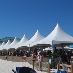 High Peak Frame Tents for Events