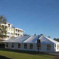Large Frame Tents for Rent