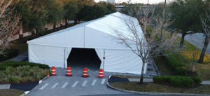 Tent Rentals for Retail Events